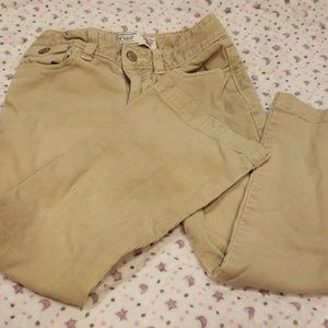 Old Navy girls size 6 corduroy pants